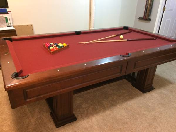 Current Pool Tables For Sale Columbus SOLO Sell A Pool Table - Olhausen 30th anniversary pool table price
