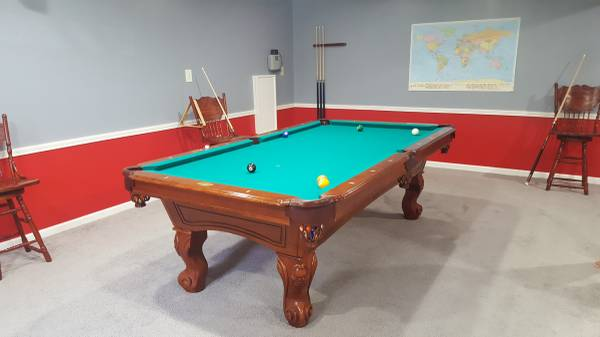 Pool Tables For Sale In Columbus Ohio Columbus Pool Table Movers - Pool table movers columbus ohio