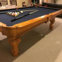 Manchester Slate Pool Table