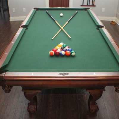 American Heritage Pool Table